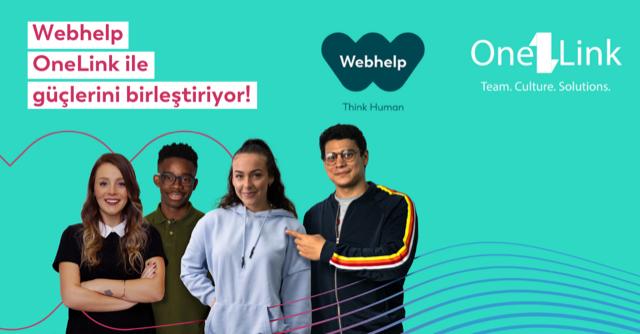 Webhelp, OneLink ile Amerika'da büyümeye devam ediyor.